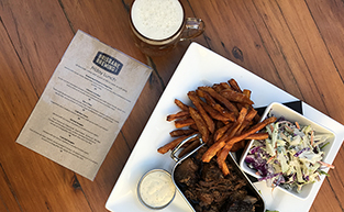 WIN LUNCH AT BRISBANE BREWING CO