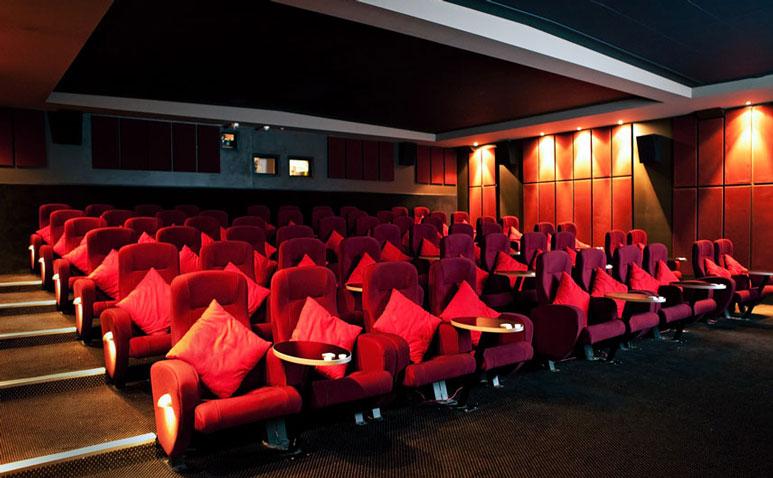 Movies   Blue Room Cinebar