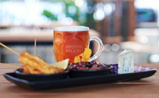 Brewhouse Brisbane's New Tasty Menu