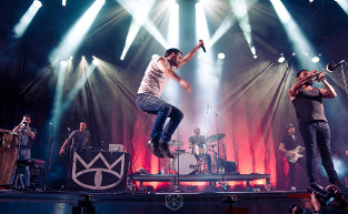 The Cat Empire Is Back [& Bigger Than Ever]