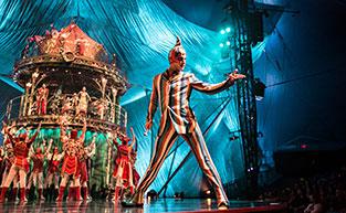 Cirque du Soleil 2016
