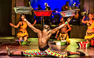 Win 4 Tickets to Cirque Africa