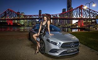 Mercedes-Benz Fashion Festival 2019