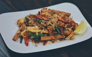 Mr Hong Modern Asian Restaurant