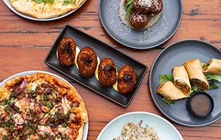 Brisbane Brewing Co's Tasty New Spring Menu
