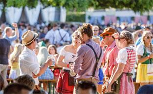 Win tickets to Oktoberfest Brisbane