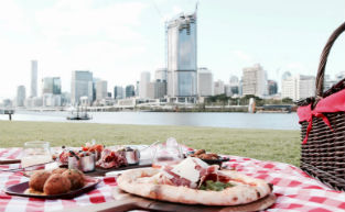 WHY RIVER QUAY IS BRISBANE'S HOTTEST PICNIC SPOT