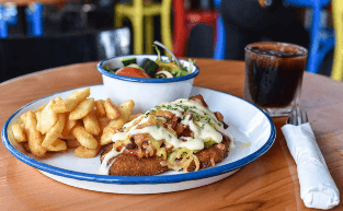Brisbane's Best Parmy's