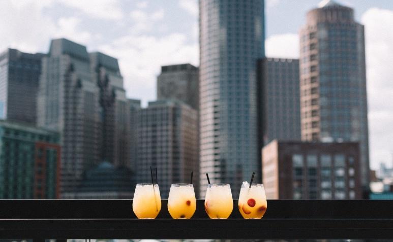 Sip Sip Hooray, drink at Queenland's Best Rooftop Bars Today