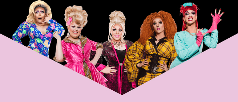 Drag Queens Slaying South-East Qweensland