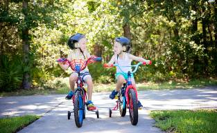 On yer bike! Brisbane's 8 Best Cycling Spots for Kids