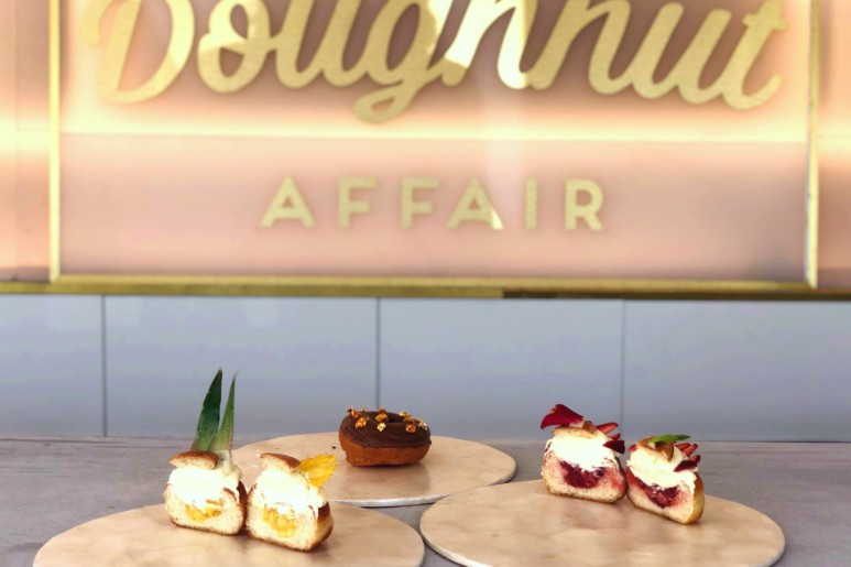 The Doughnut Affair