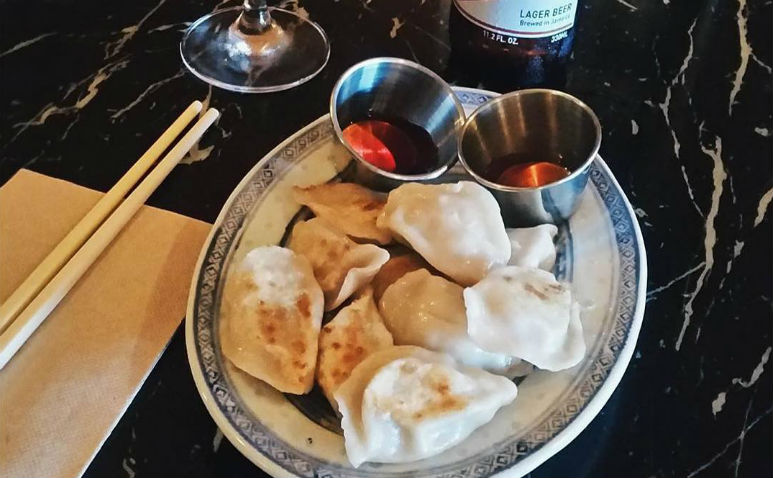 GC's Best Dumplings
